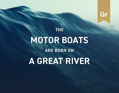 Realcraft Motor Boats Branding