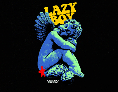 Streetwear Design LAZY BOY