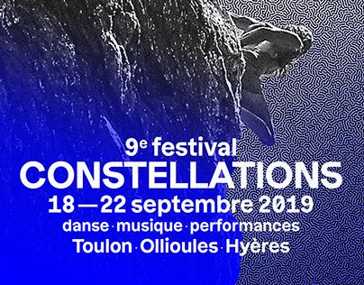 FESTIVAL CONSTELLATIONS 9