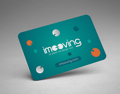 Imooving - Business Card