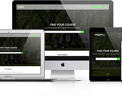 Edugate Website