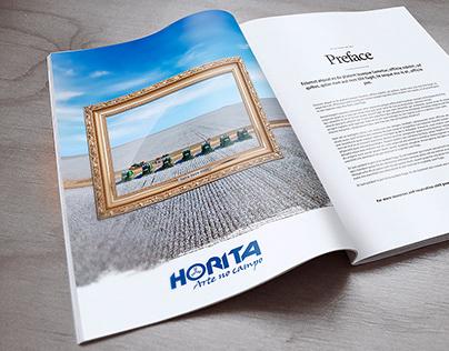 Design Gráfico - Grupo Horita