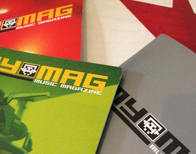 MY MAG Music Magazine (1998-2003)