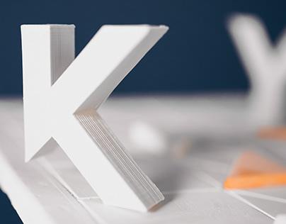 Kytom - Brand identity by Treize grammes