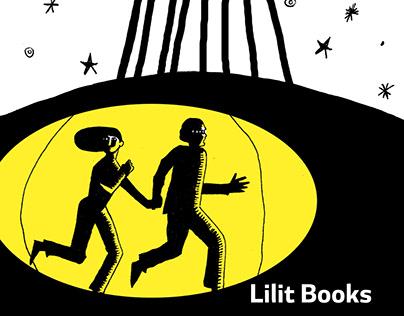 Lilit books covers - Copertine per Lilit book