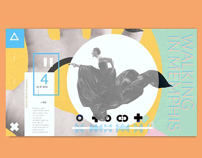 10D Memphis Style - Hero UI