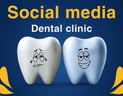 "sicial media "" Dental Clinic """