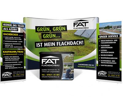 FAT Flachdachbau
