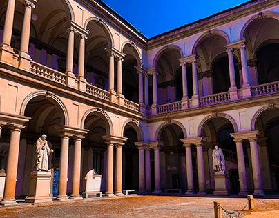 A Report: Pinacoteca di Brera