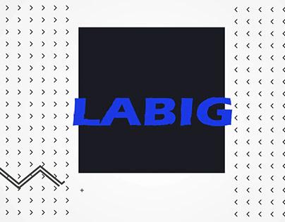 LABIG Visual Identity