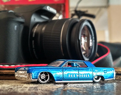 Photography: DIE-CAST TOY CARS