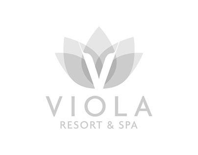 Viola Resort & Spa Hotel | Branding, Website