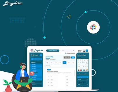 Lingolista Website Project