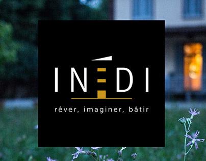 Identité visuelle INEDI