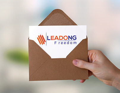 Leading Freedom logo Design