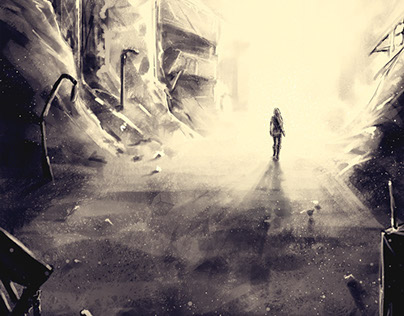 Discover - The Comic: Concept Art Gallery