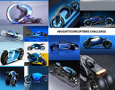Bugatti Concept Bike Challenge - PART #1