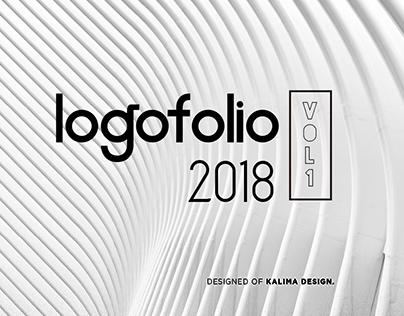 Logofolio 2018 | Vol.1