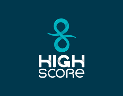 High Score Boardshop - Brand Design
