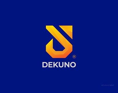DU Modern letter logo - Logo Folio - Logo Inspirations
