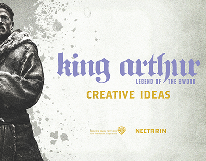 VK.com & King Arthur Movie Special Project