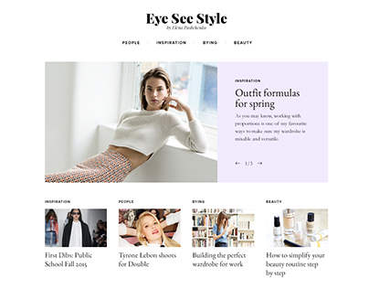 Eye See Style
