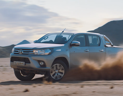Toyota Hilux: Tougher-er