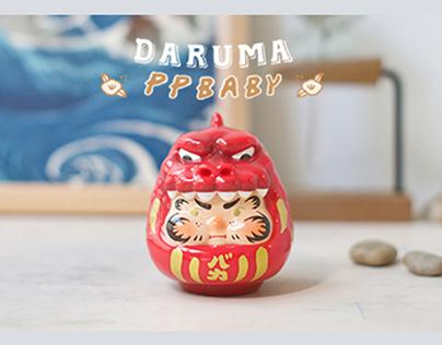 PP BABY Wechat Post (Daruma)