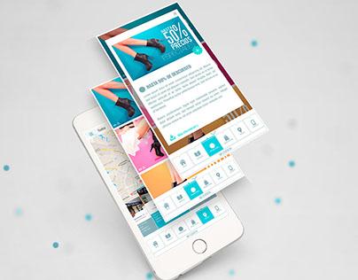App / Android y iOS