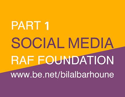 Social Media RAF part 1