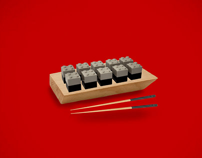 LEGO TASTE ME Campaign