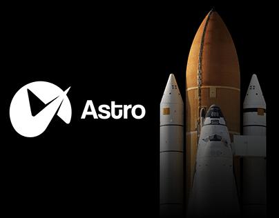 Astro - Logo & Brand Design