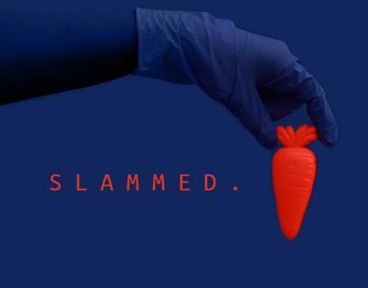 S L A M M E D . slam poetry publication