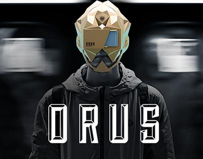 ORUS - Casque VR
