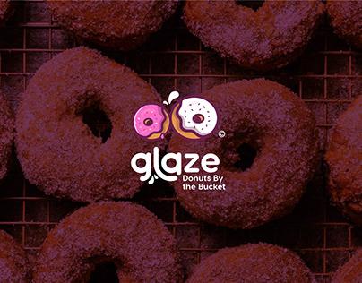 Glaze Donuts - Brand Book