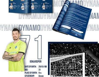 FC Dynamo Kyiv club guide