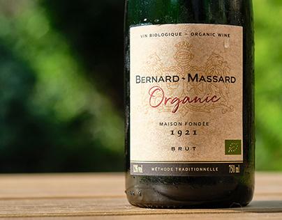 Bernard Massard Cuvée Organic Brut