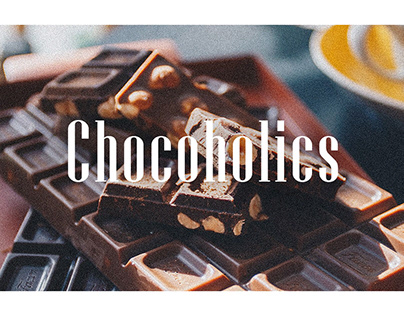 Chocolate packaging-Chocoholics