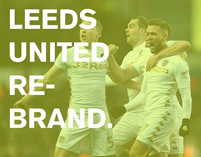 Leeds Utd. FC Rebranding