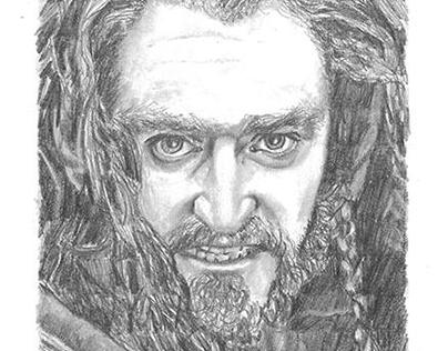 Thorin de la trilogie Le Hobbit
