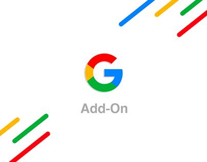 Add-on - Google