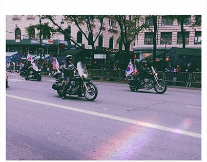 NYC Korean parade