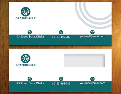 Envelop Design