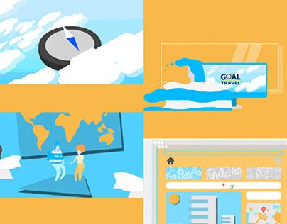 Goal Travel - Explainer Video