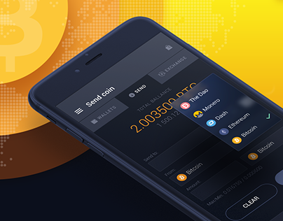 Crypto change mobile app