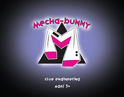 MechaBunny: Clue Engineering (Part 1 - Concept/Story)