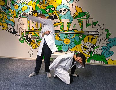 Ringtail Studios Doodles