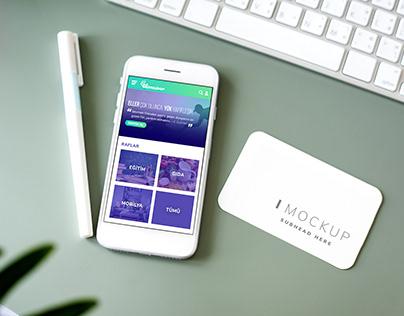 mobil website tasarımı