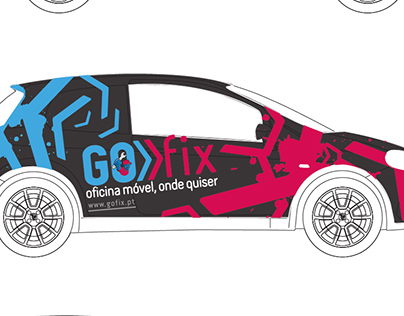 Decoração Automóvel GoFix