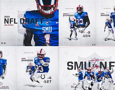 2021 NFL Draft - SMU Football